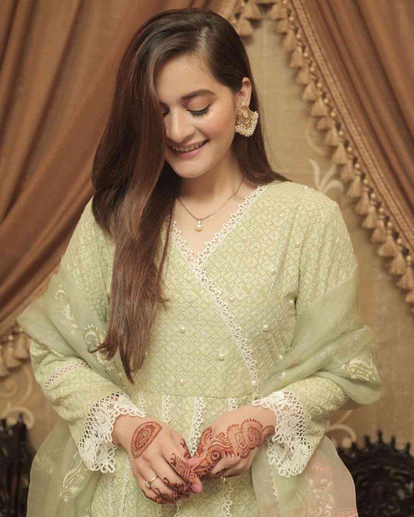aiman-khan-eid-pics