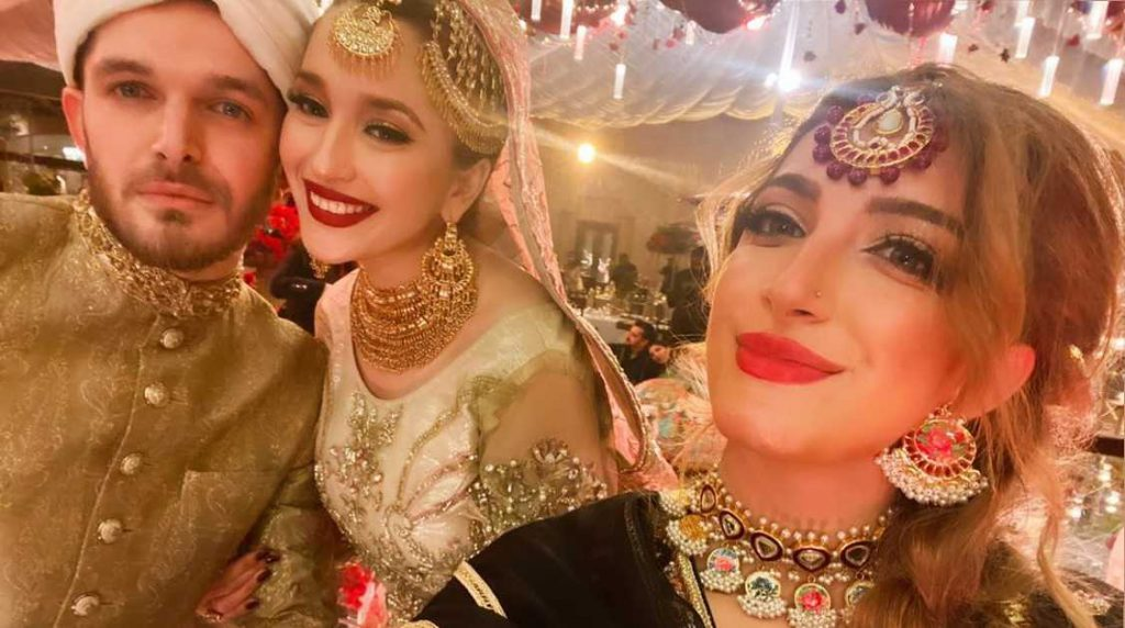 fiza khawar wedding photos