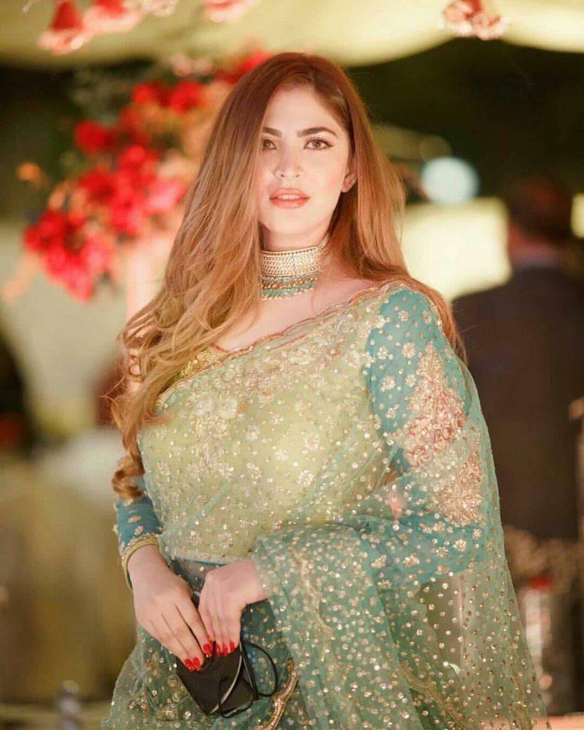 beautiful click of naimal khawar