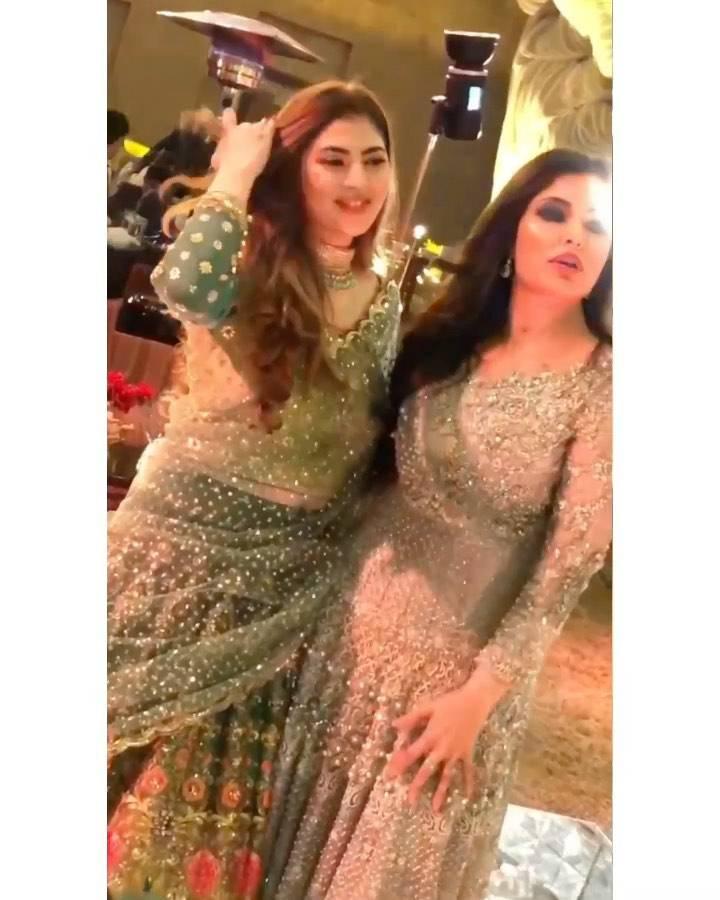 naimal khawar with dr fazeela abbasi