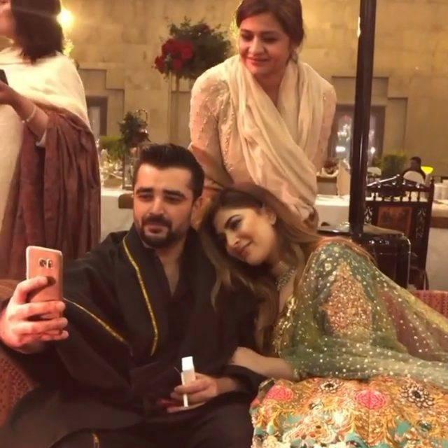 best couple naimal and hamza