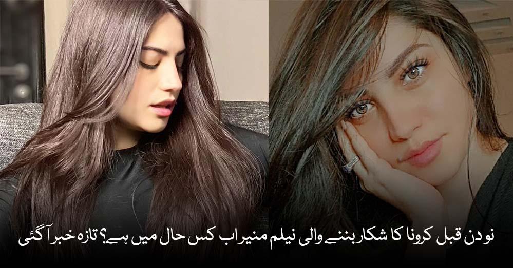 pakistani actress neelam muneer