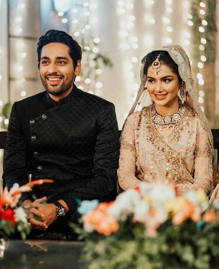 salman saeed tuba aamir onset wedding pics