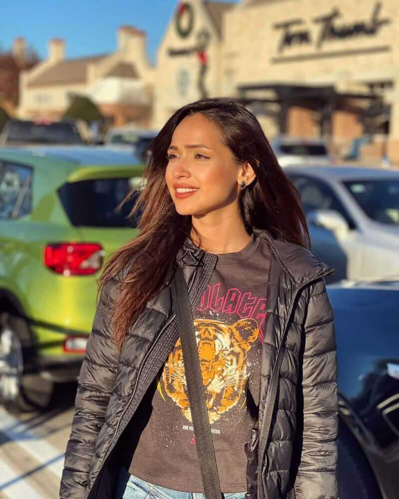 actress and model faryal mehmood