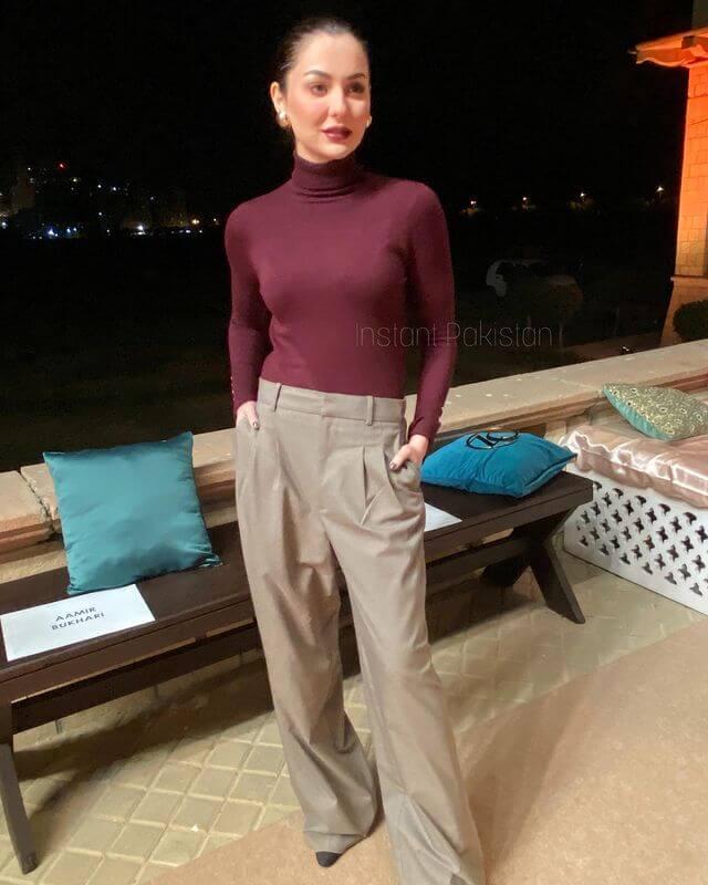 cutest actress hania amir