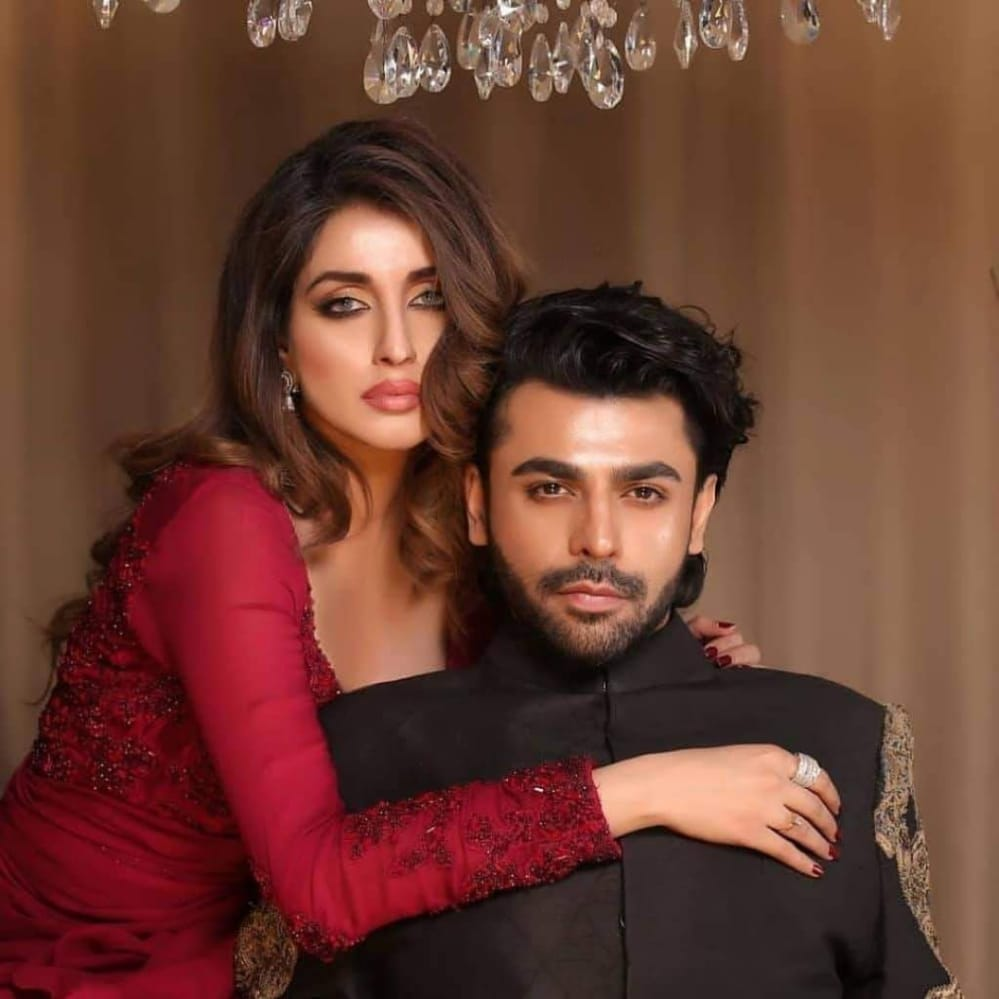 touch button cast farhan saeed and iman ali