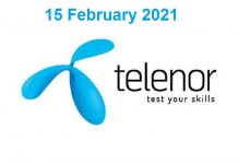 Telenor-Quiz-15-Feb-2021