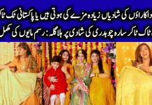 TikTok Star Sarah Chaudhary Wedding Stunning Pictures