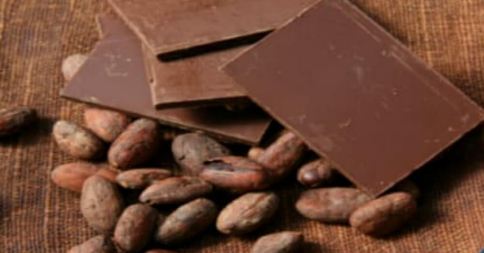 Which-country-produced-the-worlds-first-chocolate-bar