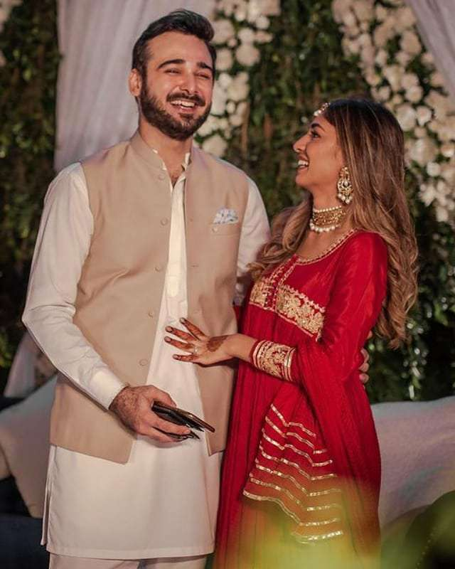 amna jung and fahad sultan