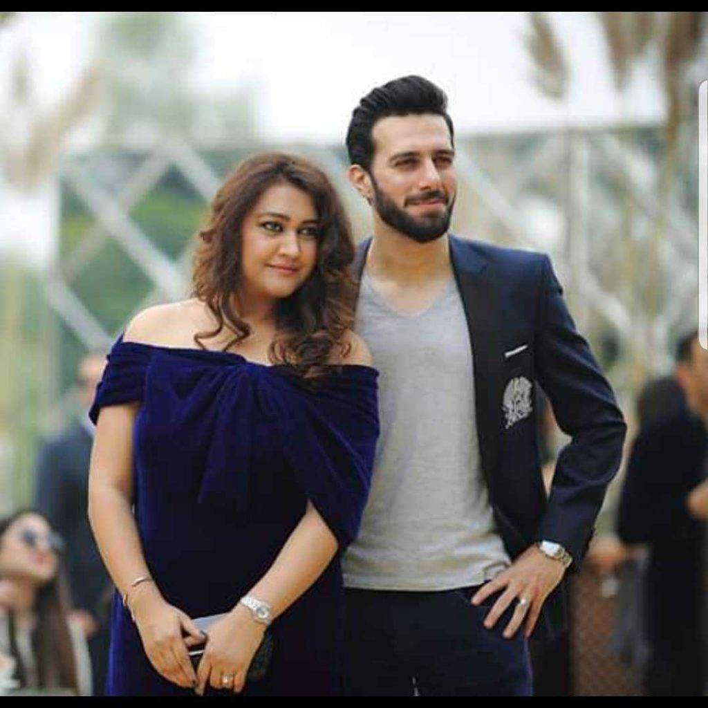 emmad irfani wife pics