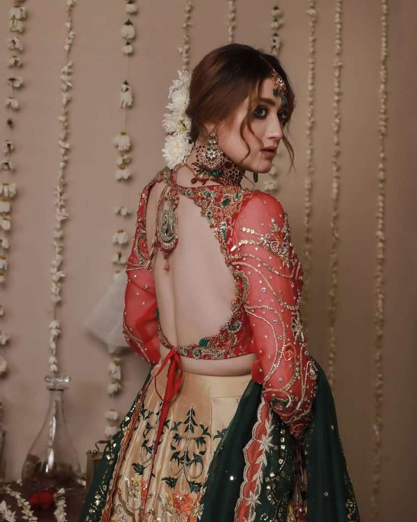 momina iqbal latest brial photoshoot
