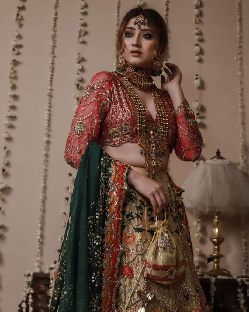 bridal collection of 2021
