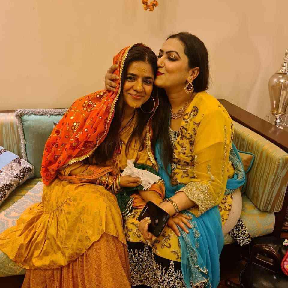 sadia jabbar wedding pictures 3