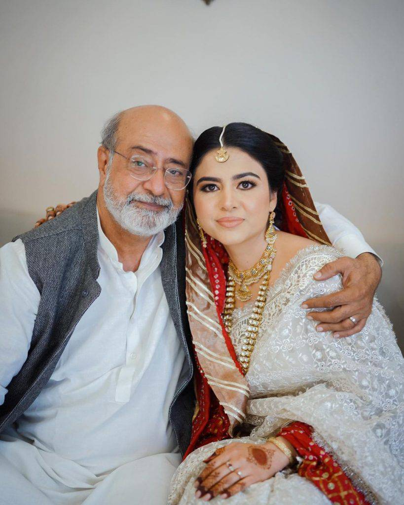 syed muhammad ahmed daughter wedding pictures (11)
