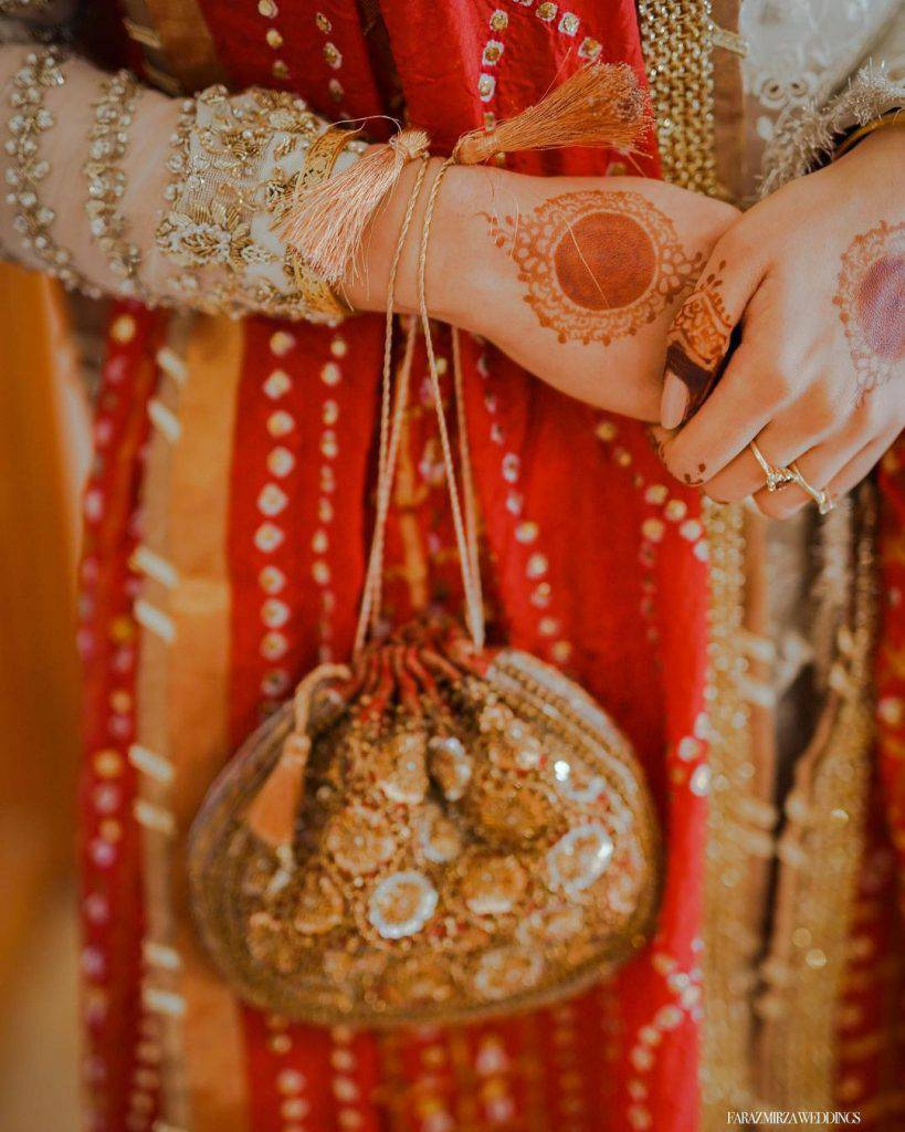 syed muhammad ahmed daughter wedding pictures (9)