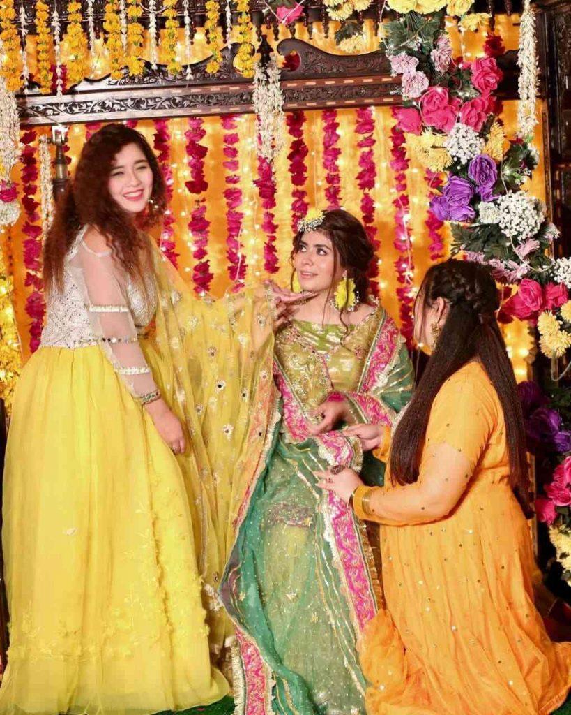 tiktok star Sarah Chaudhry wedding (1)