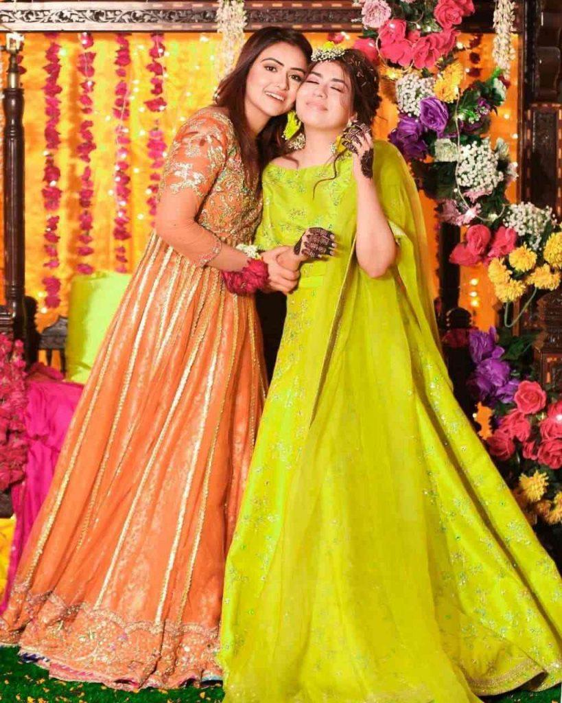 tiktok star Sarah Chaudhry wedding (15)