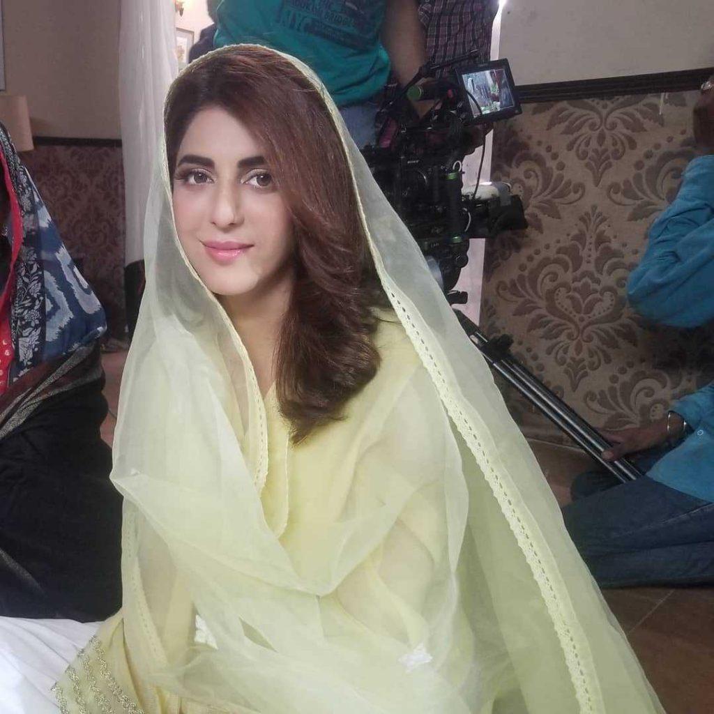 Fariya Hassan as Sitara Raqs E Bismil Cast