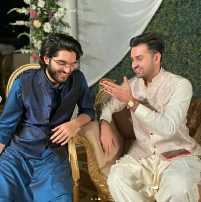 Maaz Jamshed Engagement Pics (5)