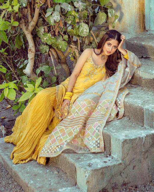 Sajal Aly Bridal Photoshoot (11)