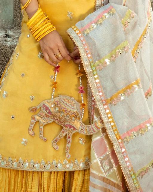 Sajal Aly Bridal Photoshoot (7)