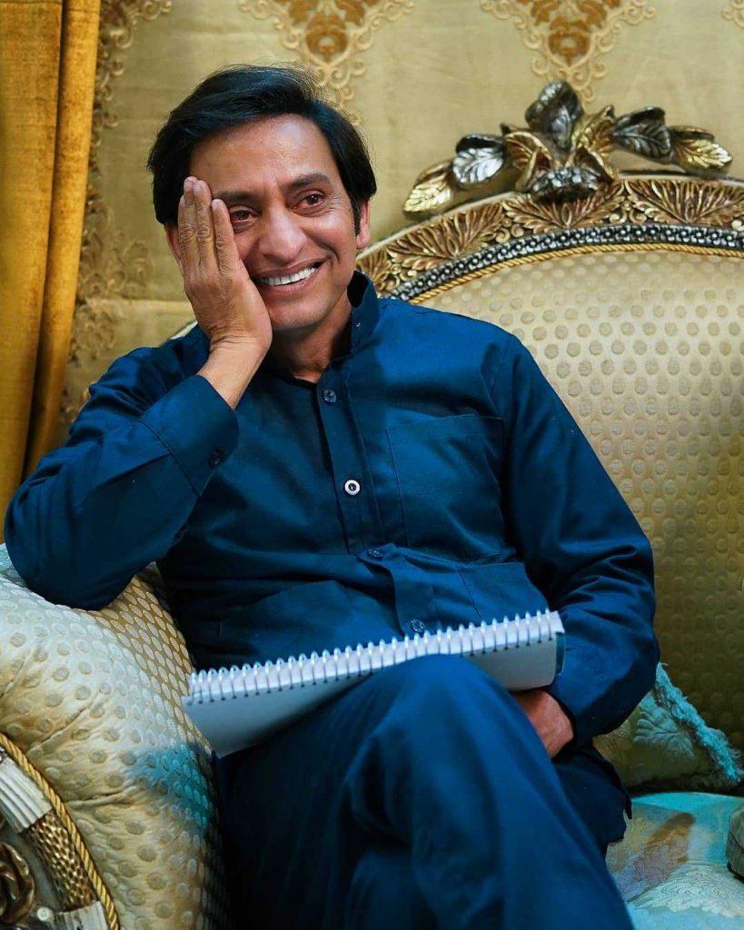 Saleem Mairaj as Muraad