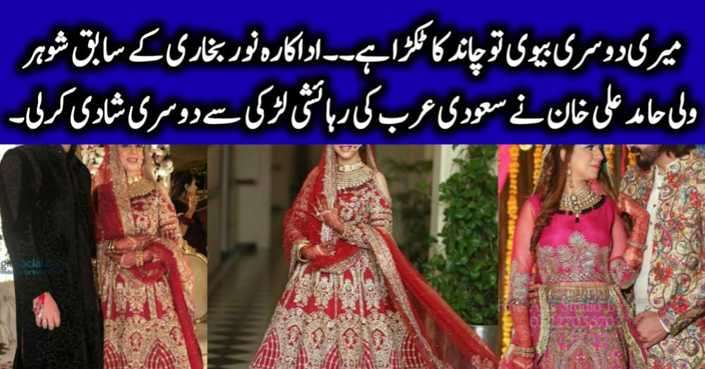 Singer Wali Hamid Ali Khan's Wedding Pictures