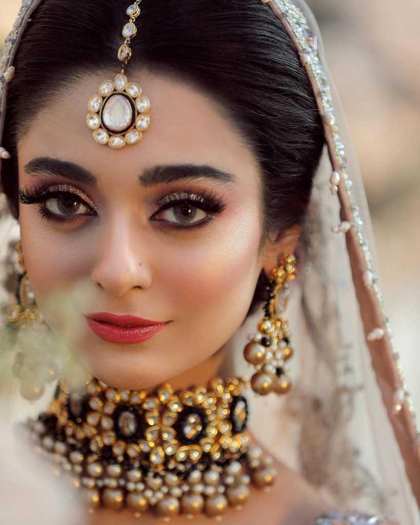noor khan looks stunning in her bridal photoshoot