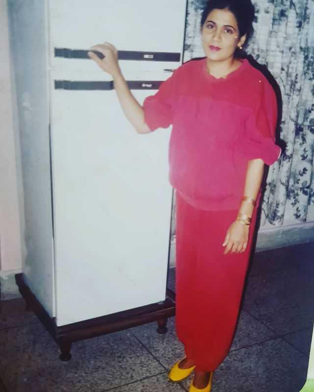 fatima sohail mother