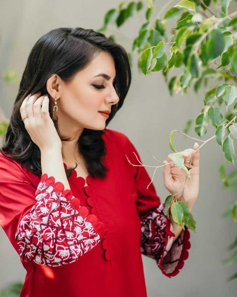 Faysal Qureshi's Wife