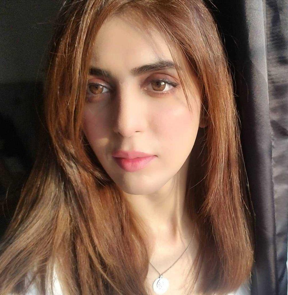 raqs e bismil cast sitara's real name is Fariya Hassan