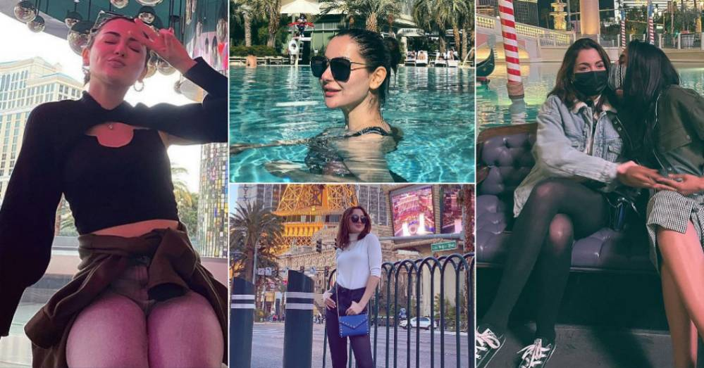 Adorable Pictures of Hania Aamir From Her Recent Tours