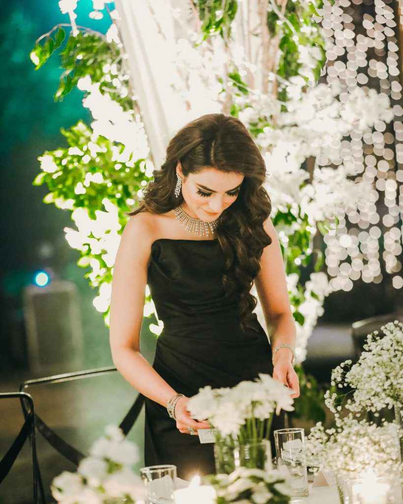 Alyzeh Gabol Second Wedding dinner party (1)