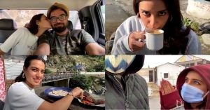 Iqra Aziz and Yasir Hussain Enjoying Vacations In Hunza Valley