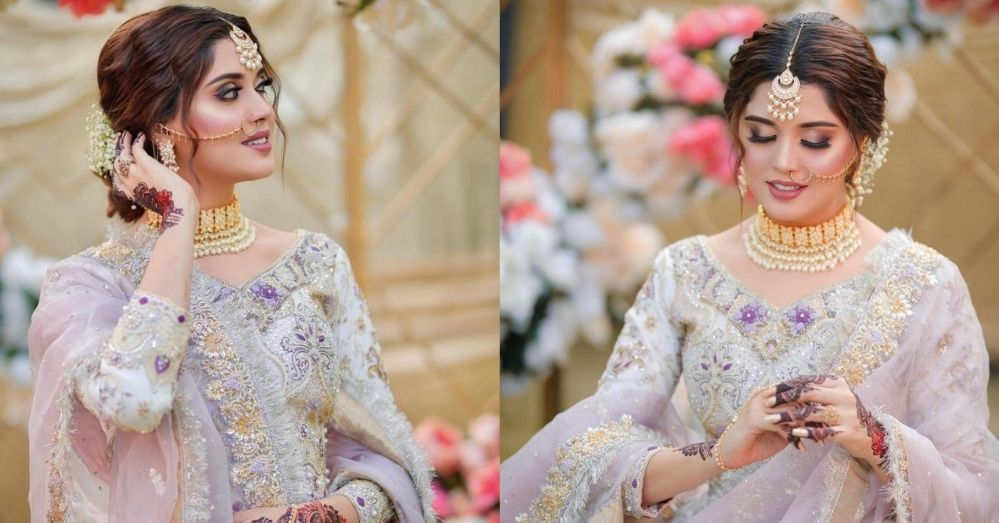 Kanwal Aftab Looks Even More Beautiful Than On Her Wedding Day