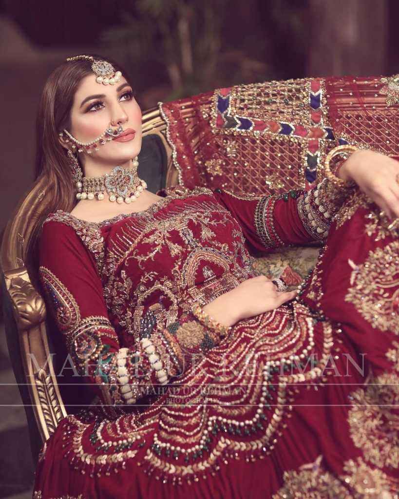 Nazish Jahangir Bridal Photoshoot (12)