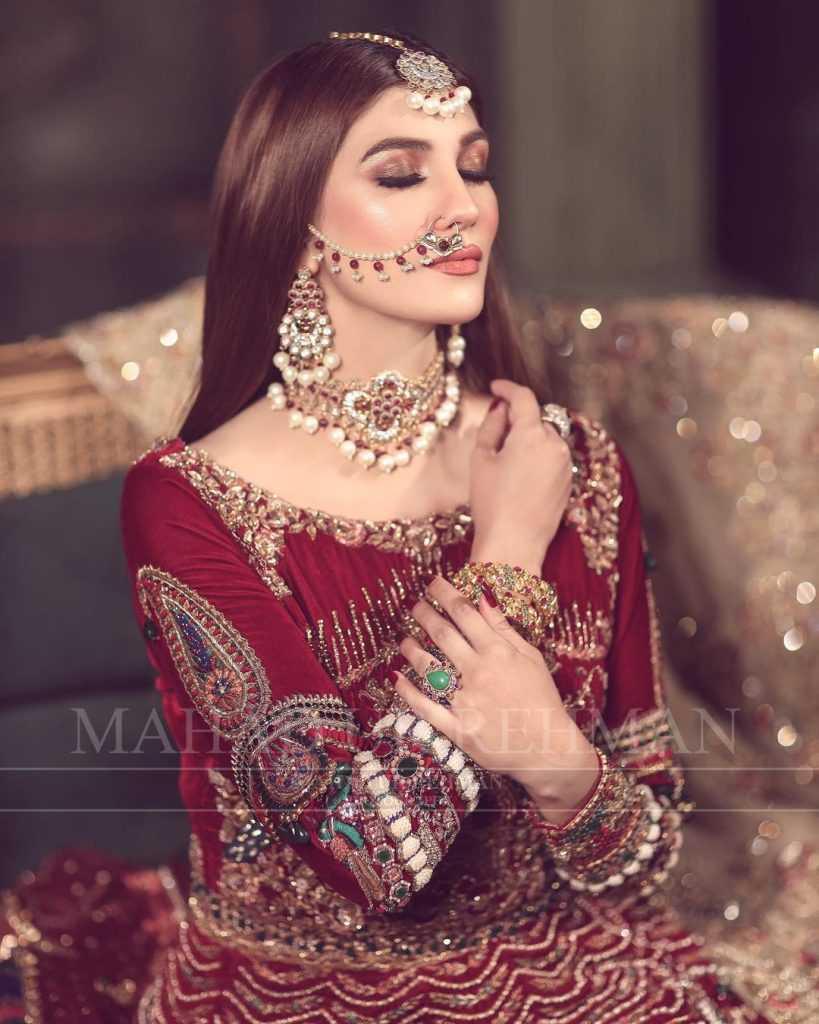 Nazish Jahangir Bridal Photoshoot (14)