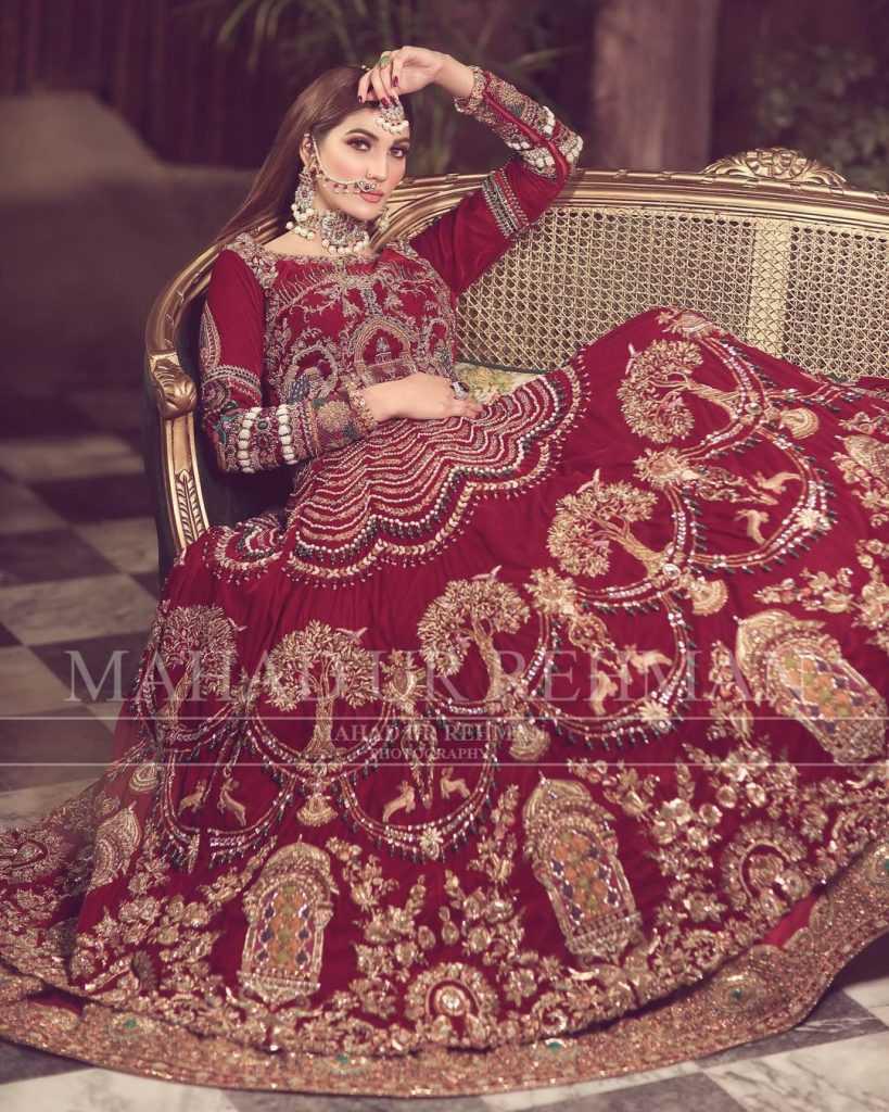 Nazish Jahangir Bridal Photoshoot (15)