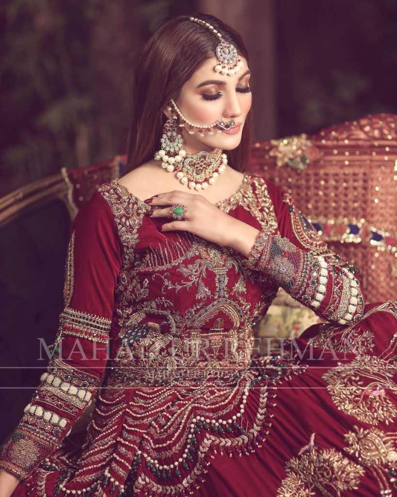Nazish Jahangir Bridal Photoshoot (2)