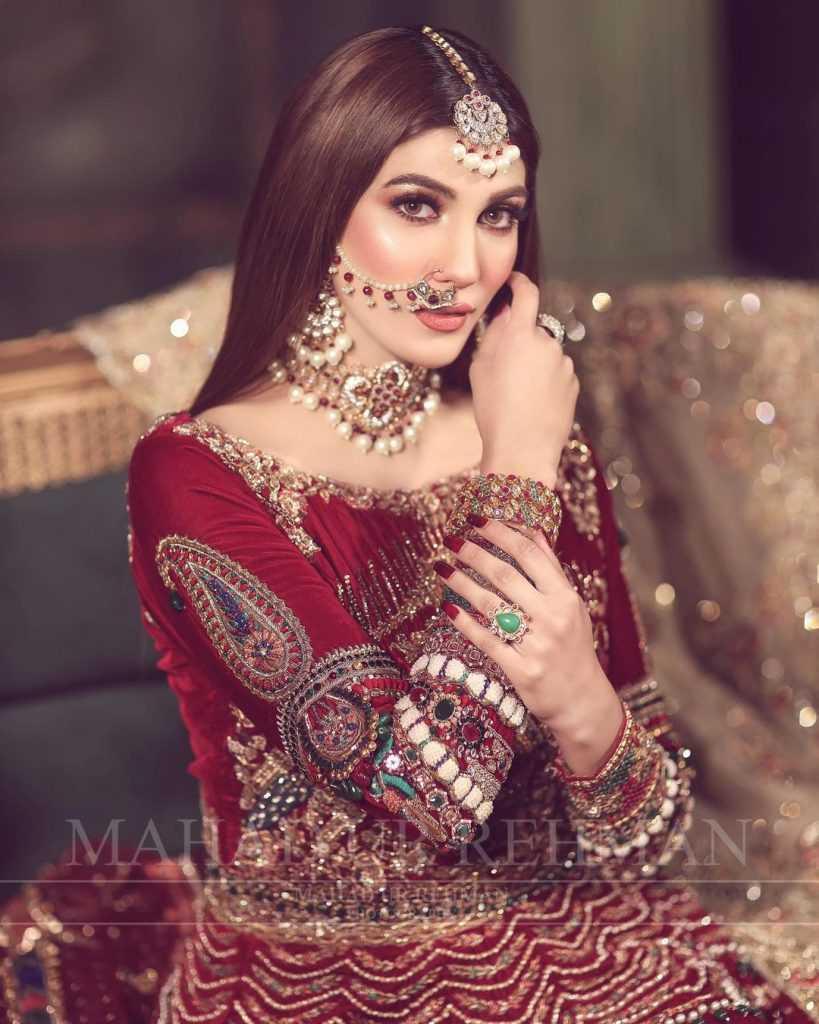 Nazish Jahangir Bridal Photoshoot (3)