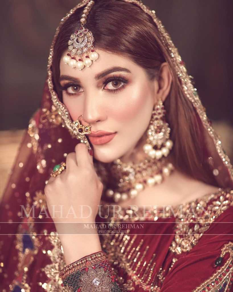 Nazish Jahangir Bridal Photoshoot (4)