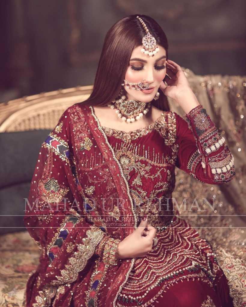 Nazish Jahangir Bridal Photoshoot (5)