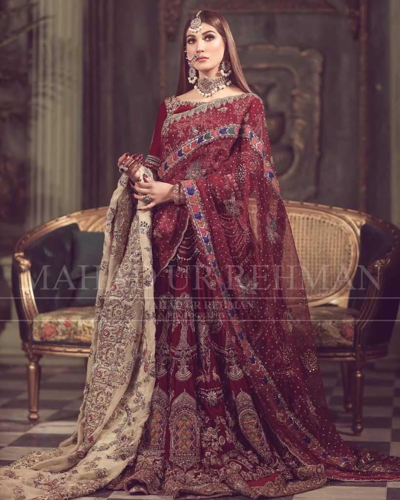 Nazish Jahangir Bridal Photoshoot (7)