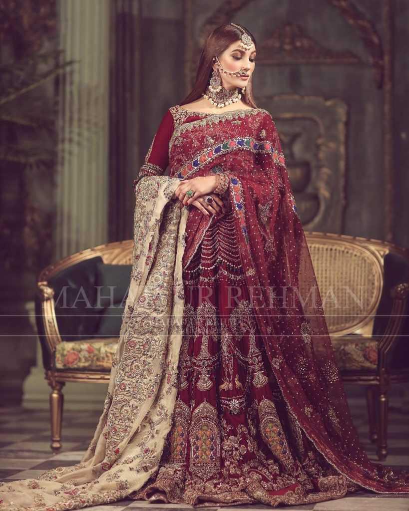 Nazish Jahangir Bridal Photoshoot (8)
