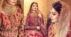 Noor Zafar Khan Stuns In Her New Bridal Photoshoot