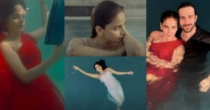Saba Qamar Is Back with an Underwater Music Video on YouTube