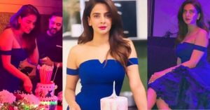 Saba Qamar Turns 37 All Happy Birthday Pictures
