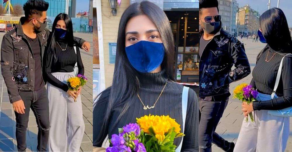 Sarah Khan And Falak Shabir Vacationing In Turkey