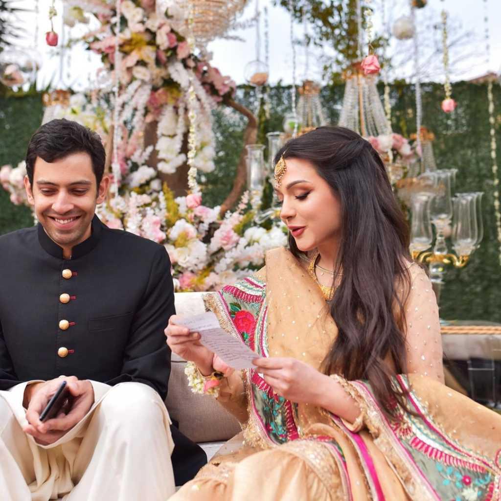 stunning Wedding Pics of Aisha Linnea Akhtar